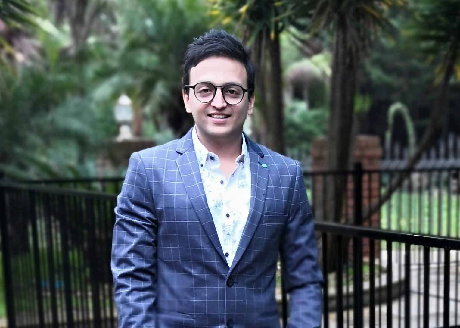 Amrit Joshi